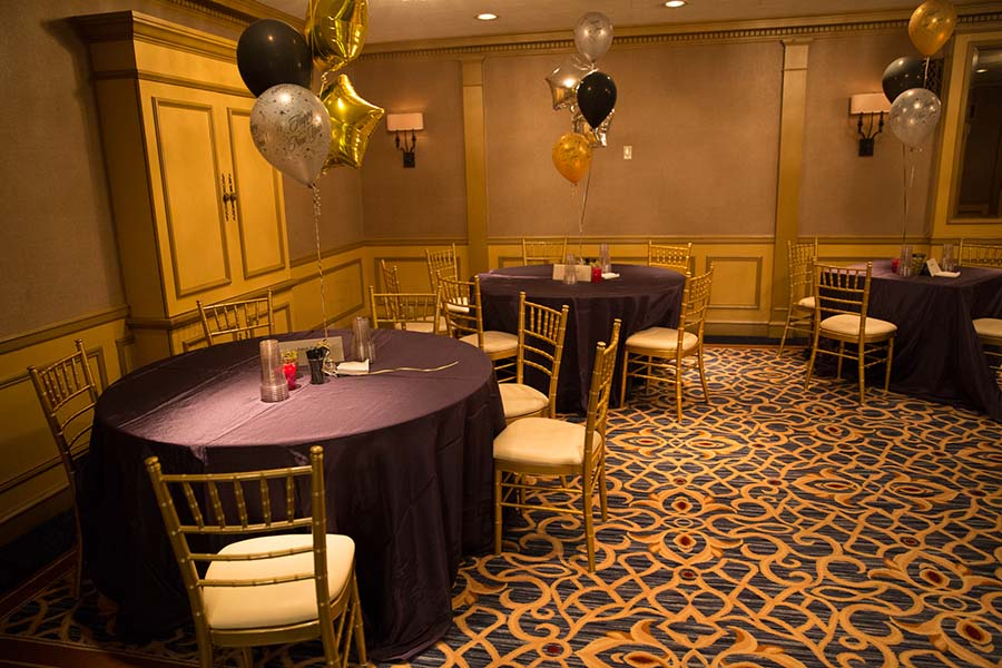 VIP Seating with Tables Service & Chicago New Years Eve Party at The Drake Hotel