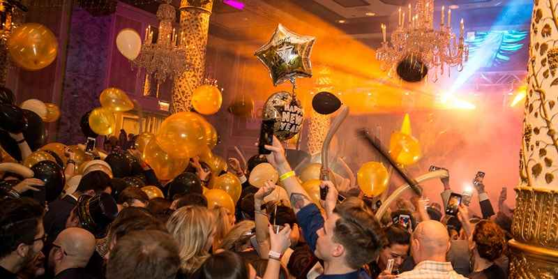 Chicago New Years Eve Party 2020 at The Drake Hotel