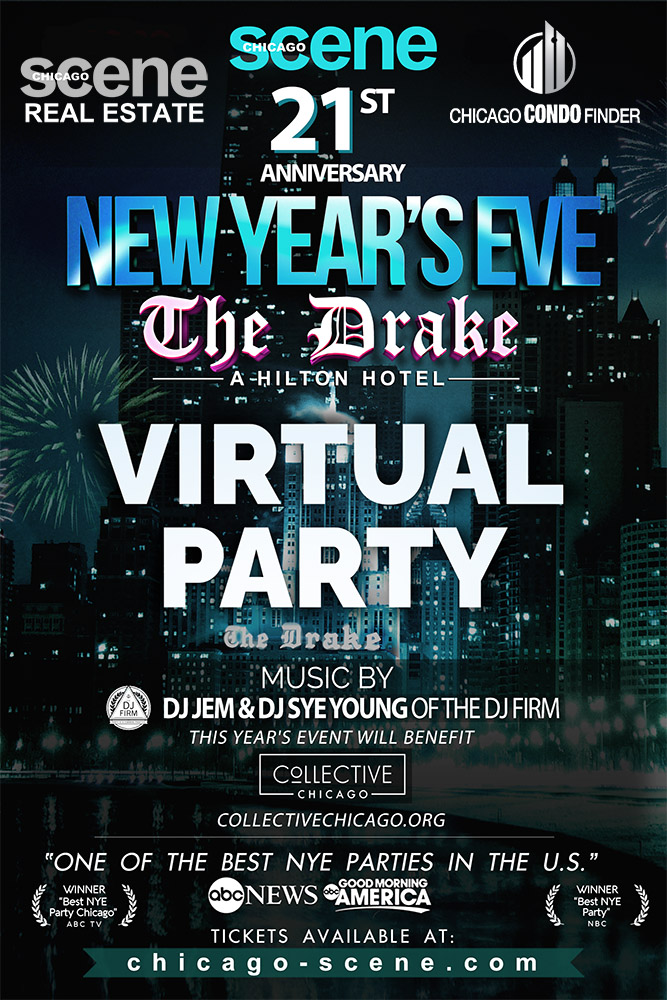 New Year's Eve party Chicago